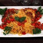 Astice: Les linguines au homard