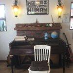 Communal/lounge area