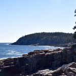 Photo of Acadia National Park's Hulls Cove Visitors Center