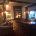 The crown inn at hop ton wafers