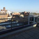 Main Penthouse Balcony