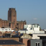 Liverpool Cathedral Viewed from Balcony