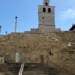 Torre de la Catedral de Santander.
