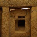 Megalithische Tempel von Mnajdra Foto