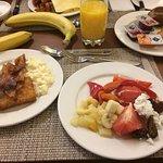 Breakfast is wonderful!