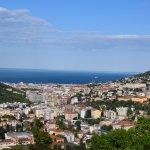 Trieste From Hotel car park