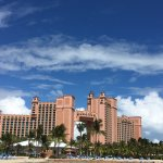 There's the Atlantis Hotel and resort and casino
