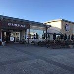 Ocean Plaza Entrance