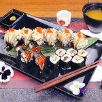 Unagi (Grilled Eel) Set