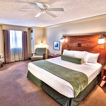 Lady Luck King standard room at Isle Casino Hotel Black Hawk.