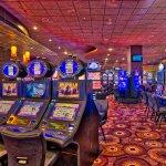 Casino floor at Isle Casino Hotel Black Hawk.