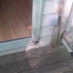 Out door deck