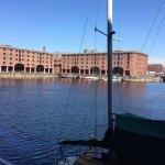 Dock  next to arena