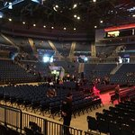 Inside the Echo Arena