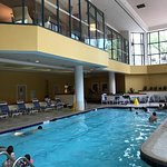 I love the swimming pool!  The grounds are beautiful!