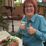 Friendly staff, terrific food and enjoyable wines. Patio is dog friendly!!