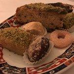 Nachtisch, tunesische Spezialtitäten