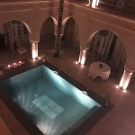 Amazing view from 2nd floor down to the pool