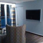 Victoria suite - living room