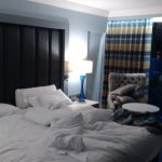 Victoria suite - bedroom
