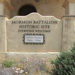 Mormon Battalion Historic Site Foto