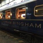 Tren Hiram Bingham