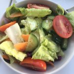 Side of salad with your sandwich
