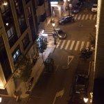 Vistas desde la habitación acceso por calle Cuba