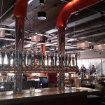 Maui Brewing taps