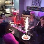 Birthday at Jinnah Leeds