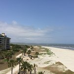 Wild dunes resort was wonderful in our ocean front condo!