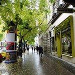 Photo of Andrassy Avenue