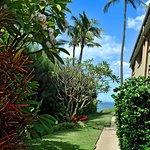 Kihei Kai's walkway to the beach