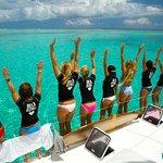 Our Tahiti Girls Surf Trip