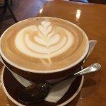 Large Latte..... delicious