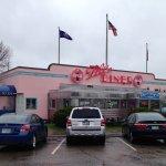 Tilt'n Diner, Tilton, NH - Exterior, Front View
