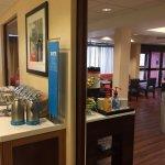 堪薩斯城利伯蒂希爾頓恆庭酒店照片