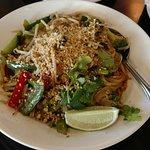 Vegetable Pad Thai