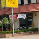 Great Indian Restaurant 3 mins from hotel