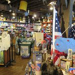 Each Country Store is a tourist attraction in itself !