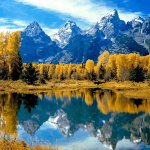 Grand Teton National Park is our front yard