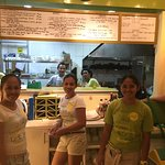 Friendly and efficient staff at Lemon Cafe