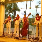 Keauhou brings a renewed respect to today's generation and love for traditional Hawaiian music.