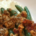 Green beans dish - superb.