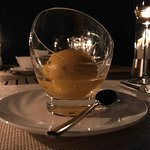 Palate cleanser - Mango & Passionfruit Sorbet