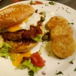 Marocan burger