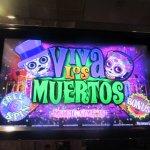 Slots - Viva Los Muertos - Agua Caliente Casino, Rancho Mirage, Ca