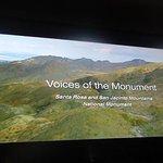 Movie - Voices of the Monument - Palm Desert Visitor Center, Palm Desert, Ca