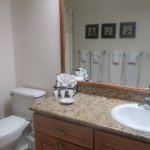 Bathroom, One Bedroom, Welk Resort, Cathedral City, Ca