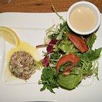 salade de poulpes (menu)